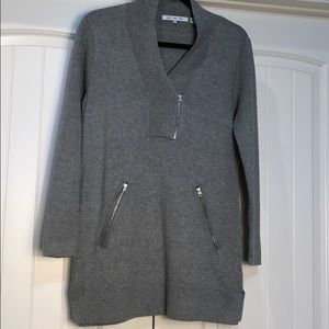 Eight Eight Eight Grey Sweater Size medium